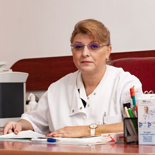 Doctor Negru Irina