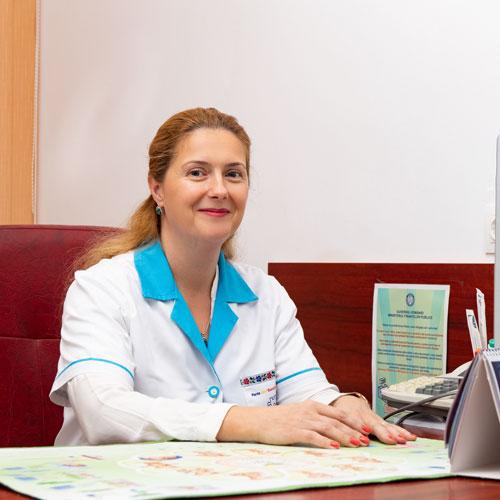 Doctor Arghir Nicoleta