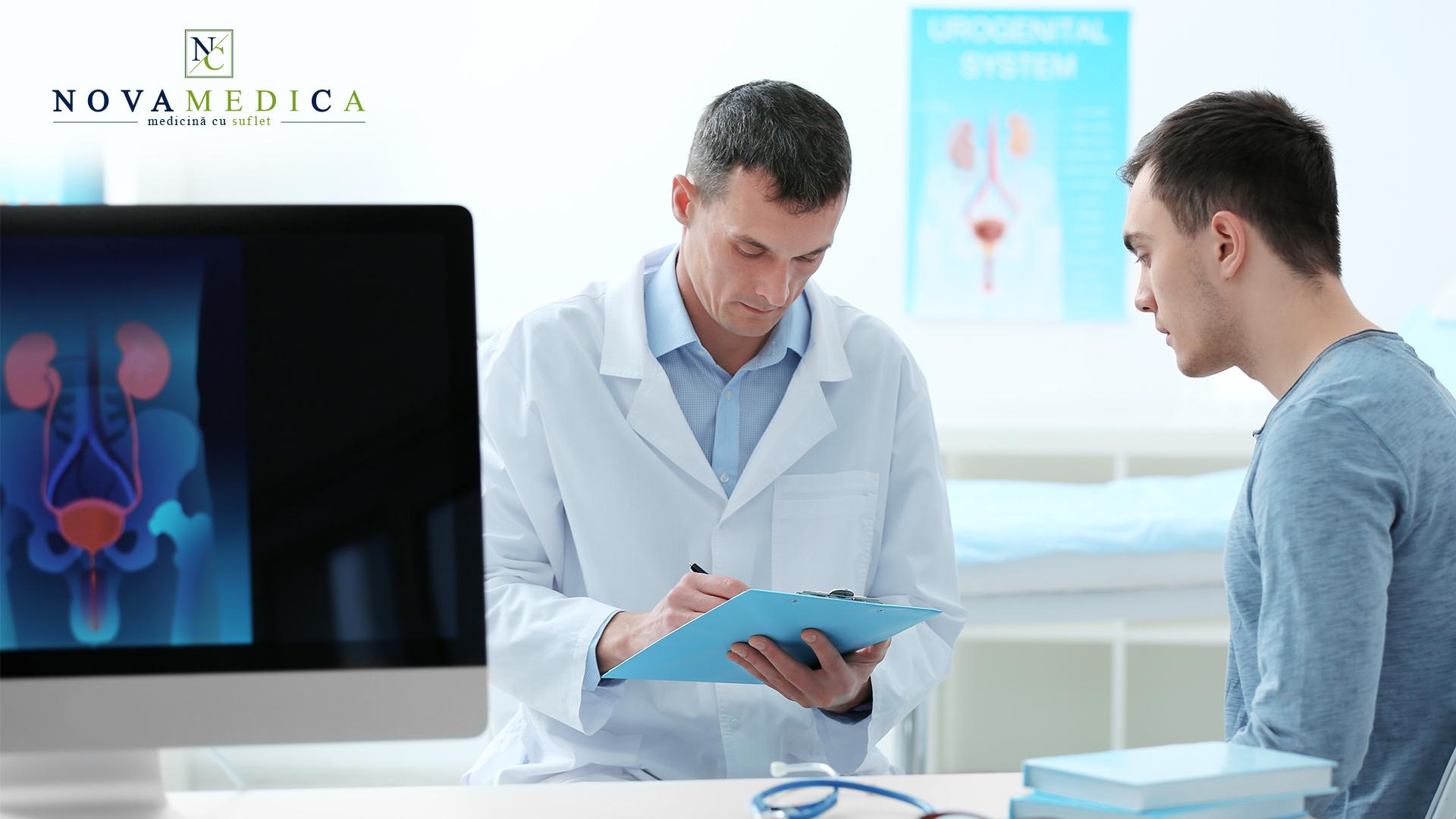 Grupele de risc pentru cancerul de prostata