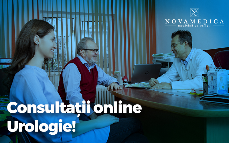 Consultatii online urologie, eficiente si sigure!